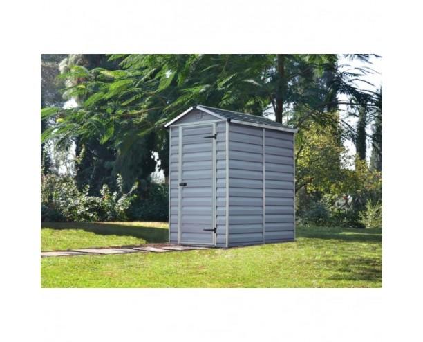 Palram Skylight Grey 4x6 shed