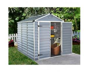 Palram Skylight Grey 6x8 shed