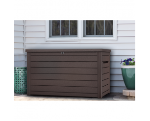 Keter Ontario Cushion Box Brown