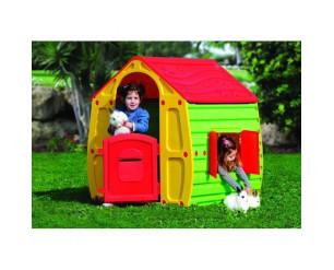 Starplast Magical playhouse Red