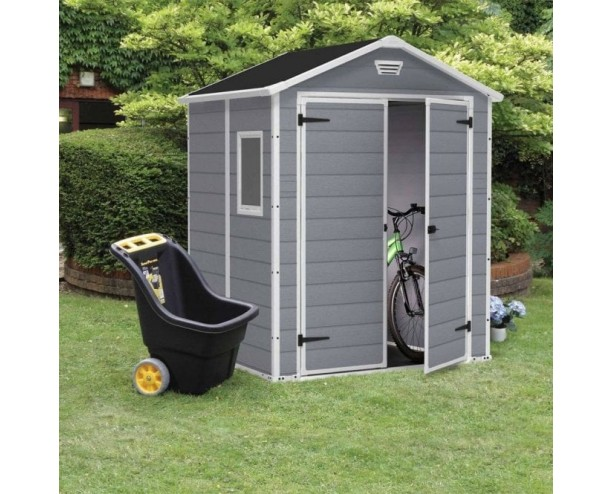 Keter Manor 6 x 5 Garden Shed