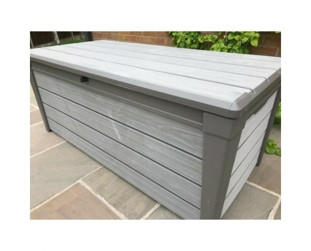 Keter Brushwood 120 Gal Deck Box