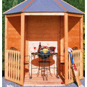 Shire Gazebo Arbour