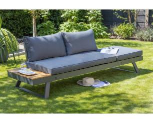 Norfolk Leisure Carrow Garden Furniture - Lounge Bed
