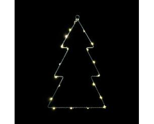 Christmas LED Fairy Lights B/O 30cm Tree - INDOOR