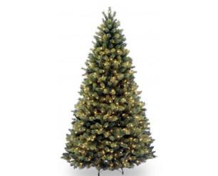 6ft (180cm) Pre-Lit Devonshire Pine