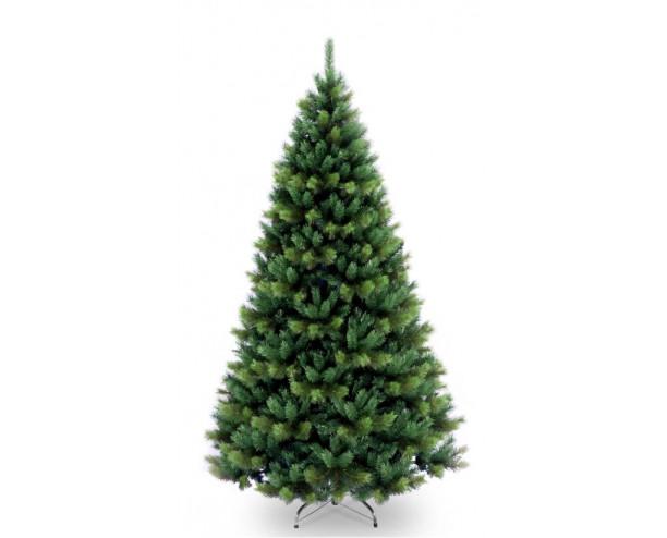 8ft (240cm) Un-Lit Devonshire Pine