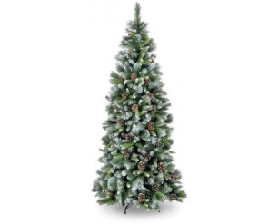 Snowtime Frosted Glacier 6ft Tree