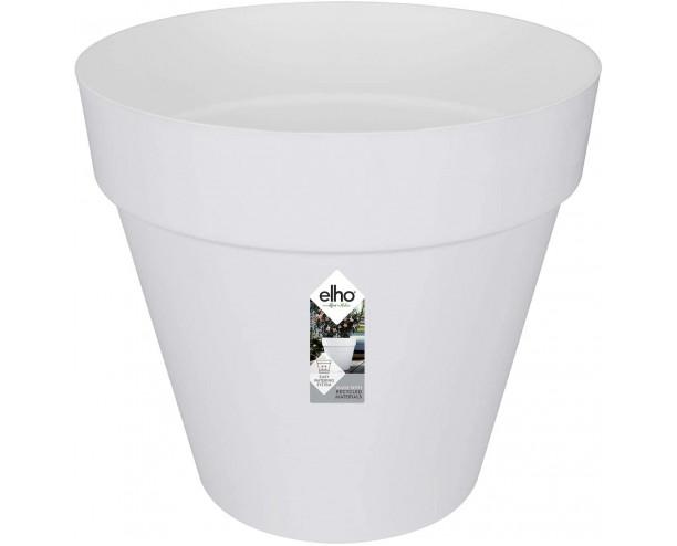 elho Loft Urban Round Flower Pot 60 cm - White