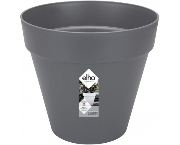 elho Loft Urban Round Flower Pot 70 cm - Anthracite