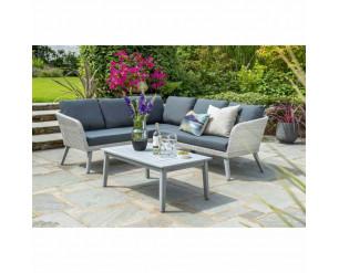 Chedworth Rattan Garden Furniture Sets - Corner Lounge set