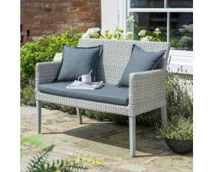 Chedworth Rattan Garden Furniture Sets - 2 Seat Bench