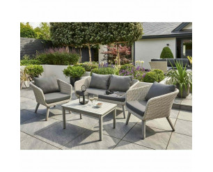 Chedworth Rattan Garden Furniture Sets - Lounge sofa and chair set