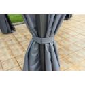 GSD Runcton Gazebo Polycarbonate 3m x 3.6m Rectangular