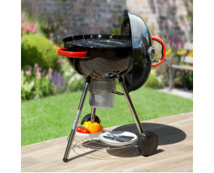 Barbecue BBQ Kettle Charcoal 2200cm2 Cooking Area XL Size Weber Style