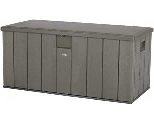 Lifetime Garden Storage Box Piston Lid 568 L