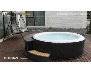 Mspa Ottoman 6 person spa
