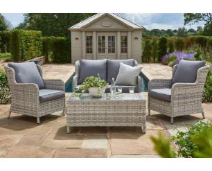 Norfolk Leisure Handpicked Wroxham 4 Seat lounge Set
