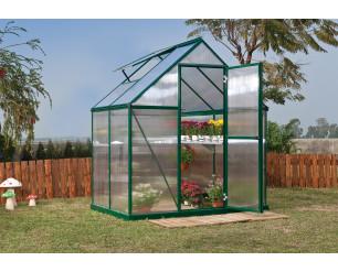 Palram Mythos Greenhouse 6x4 - Green