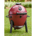 Char-Griller Kamado BBQ - Red