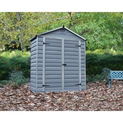 Palram Skylight Grey 6x3 shed