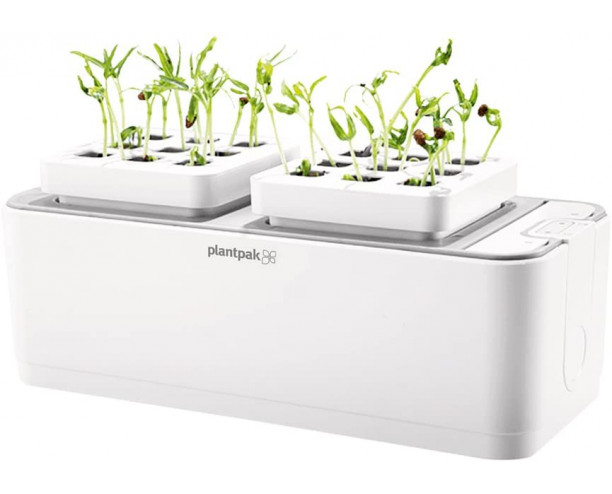Plantpak Hydro-pod Indoor Garden - White