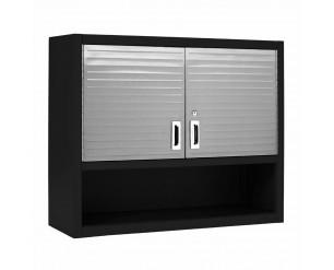 Garage 2 Door Wall Cabinet New Seville Cupboard Office Lockable Storage