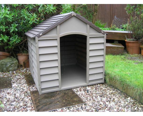 Starplast Small dog kennel - Brown