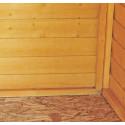 Shire Overlap Double Door 6x12