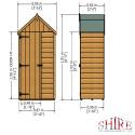 Shire Handy Store 3x2 Shiplap