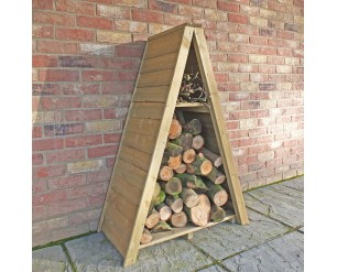 Shire Small Triangular Log Store Overlap PT