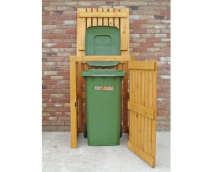 Shire Wheelie Bin Store single