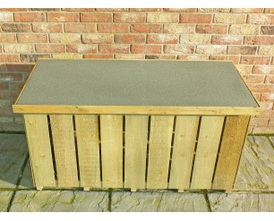 Shire Log Box Sawn PT