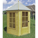 Shire Gazebo Summerhouse PT 6x6