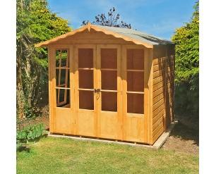 Shire Kensington summerhouse 7x7