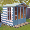 Shire Kensington summerhouse 7x7