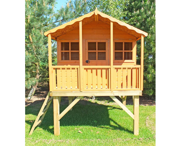 Shire Stork playhouse + platform