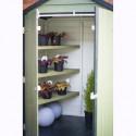 Shire Overlap Double Door 4x3 + shelves