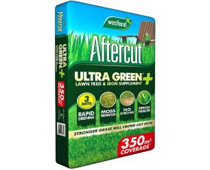 Aftercut 20400482 Ultra Green + Lawn Feed & Iron Supplement, 100 m2, 12.25kg