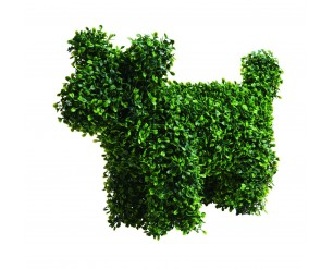 Gardman Buster The Dog Topiary 40cm