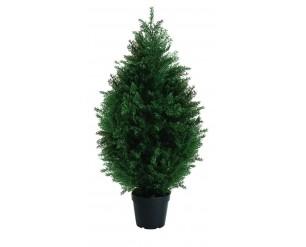 Gardman Topiary 90cm Conifer Tree