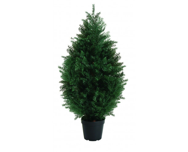 Gardman Topiary 90cm Conifer Tree