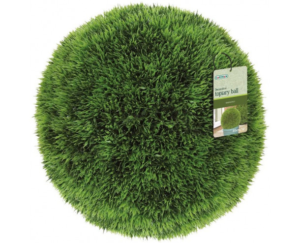 Gardman Topiary Ball Grass Effect - Green 30 cm