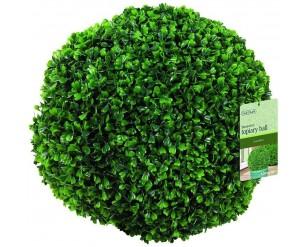 Gardman Topiary Ball Leaf Effect Green 40 cm