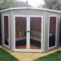 Shire Barclay 7x7 summerhouse