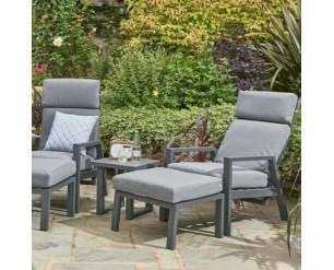Titchwell Luxury Garden Furniture Coffee Relax Set