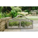 Gardman Wooden Cold Frame - Dove Grey