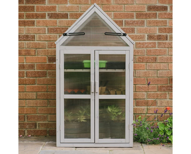 Plantpak Grow House, Dove Grey