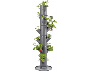 Sissi Strawberry Planter Classic - Grey