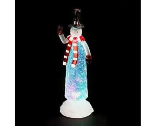 27cm Snowman Figure